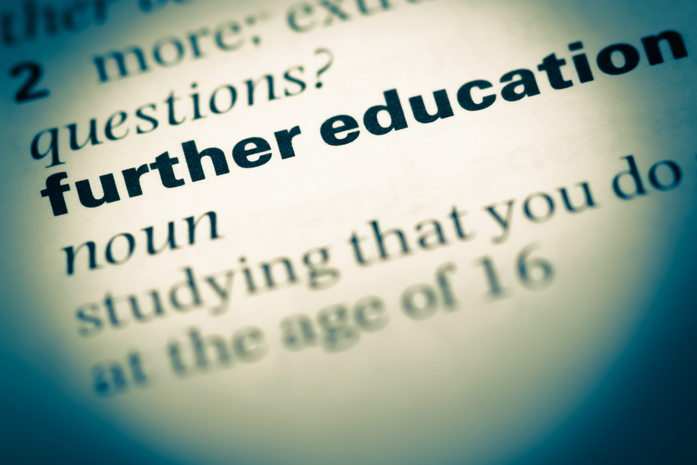 About Further Education/PLC