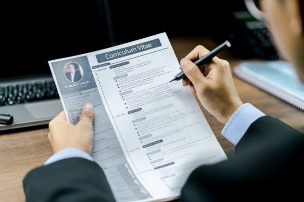 CV (Curriculum Vitae) Preparation: Writing the perfect CV and Cover Letter
