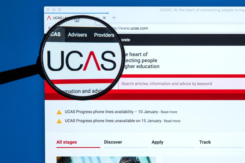 UCAS Application – Case Study