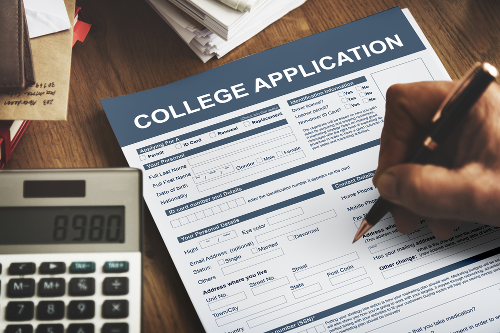 Application Procedure and Costs for Mature Students