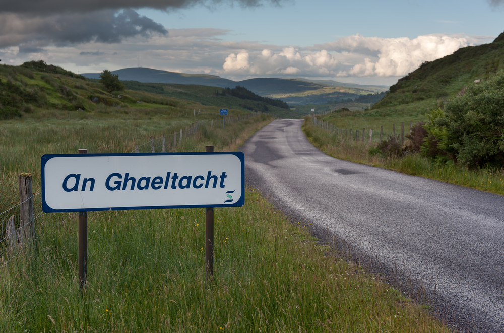 Go to the Gaeltacht