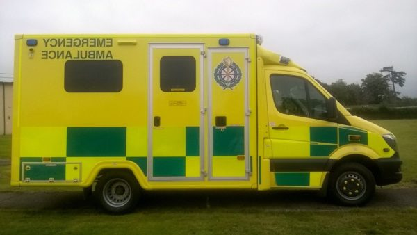 Ambulance Services (Pre-Hospital Emergency Care)