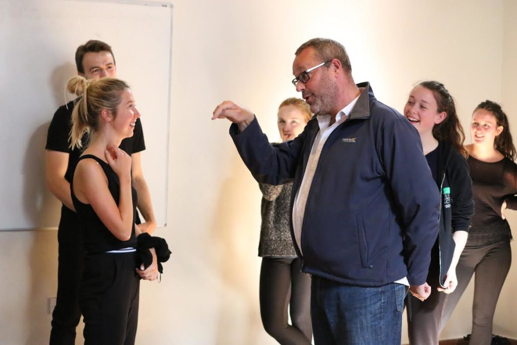 The Gaiety School of Acting Open Day