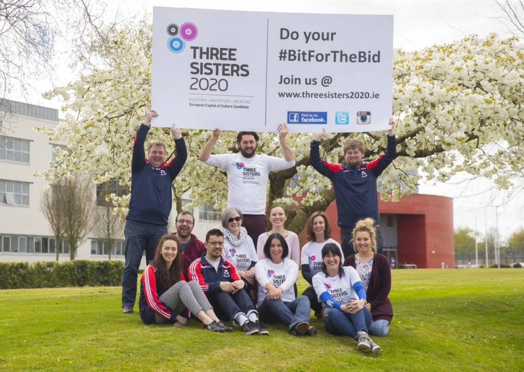 "WIT launches ""Study in the South East"" campaign in support of Three Sisters bid"
