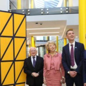 DCU unveils €15 million Student Centre: 'The U'