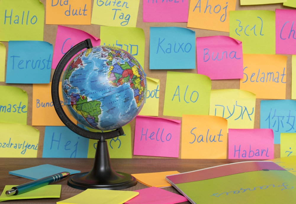 Willkommen. Bienvenue. Funding Announced for Foreign Languages