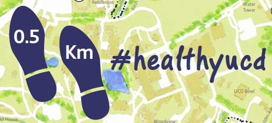 Healthy UCD Walks