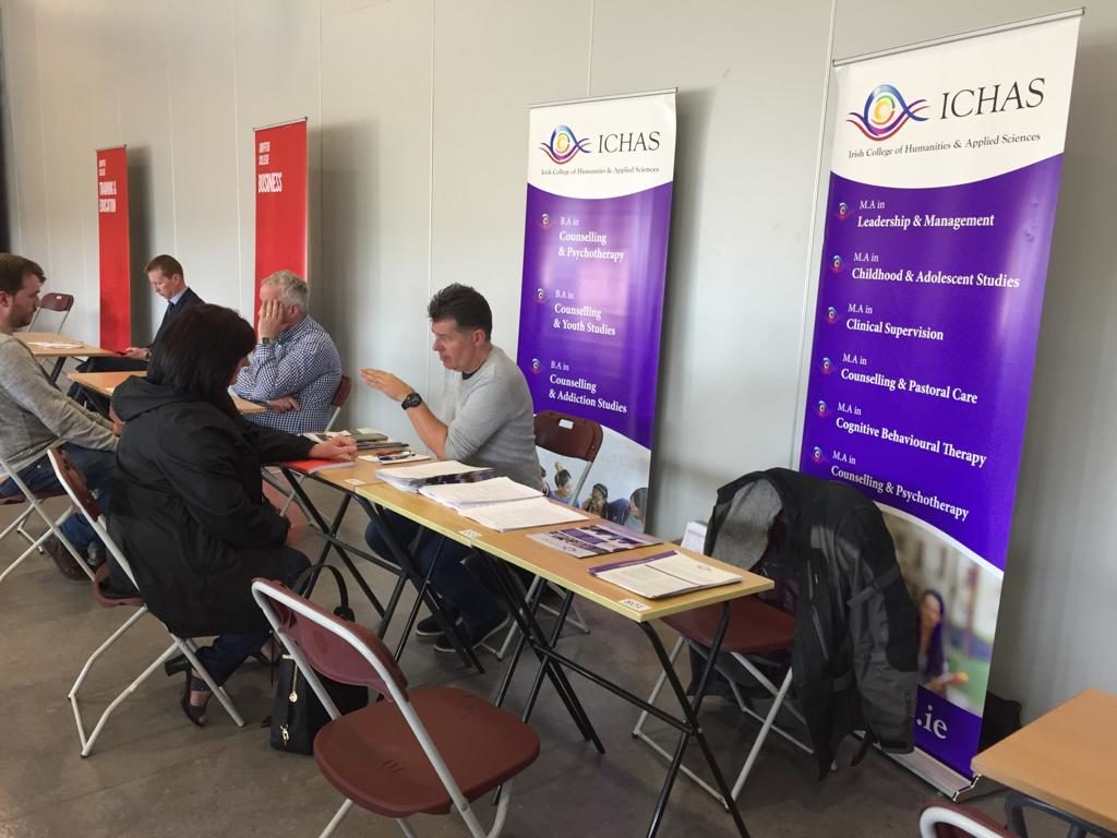 ICHAS and Griffith College Dublin host CAO Open Day Dublin