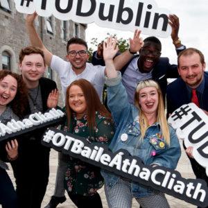 TU Dublin Portfolio Clinics / Open Day