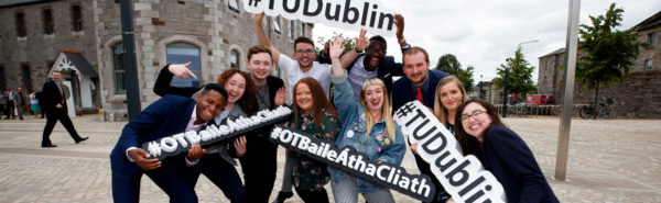 TU Dublin Portfolio Clinics / Open Day