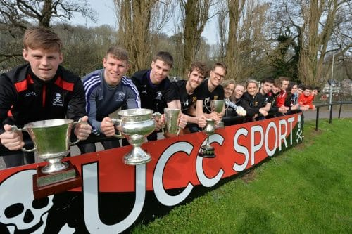 UCC Sports Scholarships 2019/2020