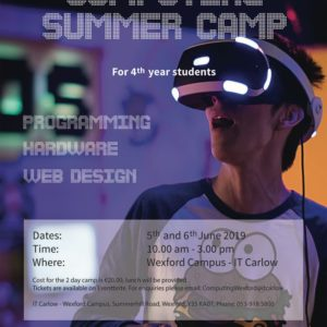 Wexford Creative Computing Summer Camp