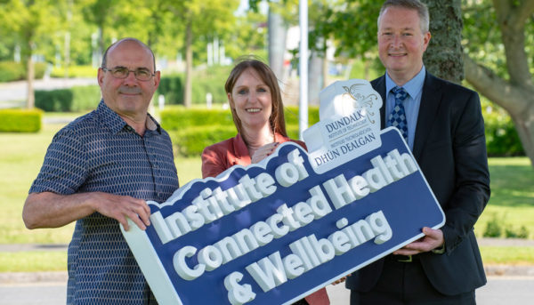 DkIT Launches New Research & Innovation Institute of Connected Health & Wellbeing