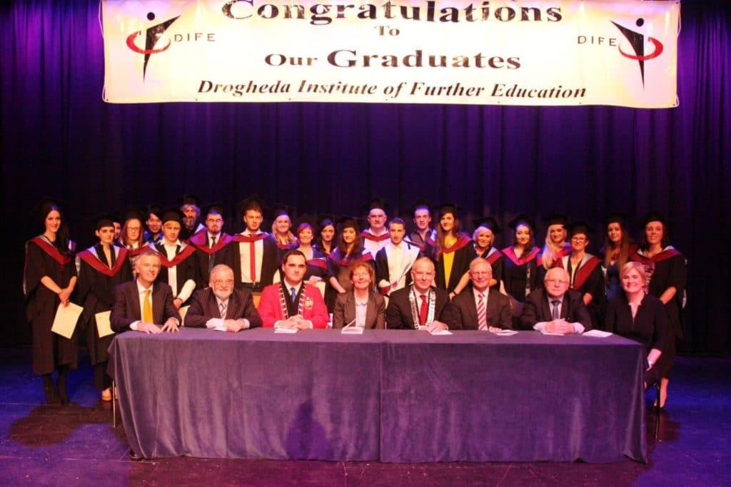 Drogheda Institute of Further Education wins Major Award