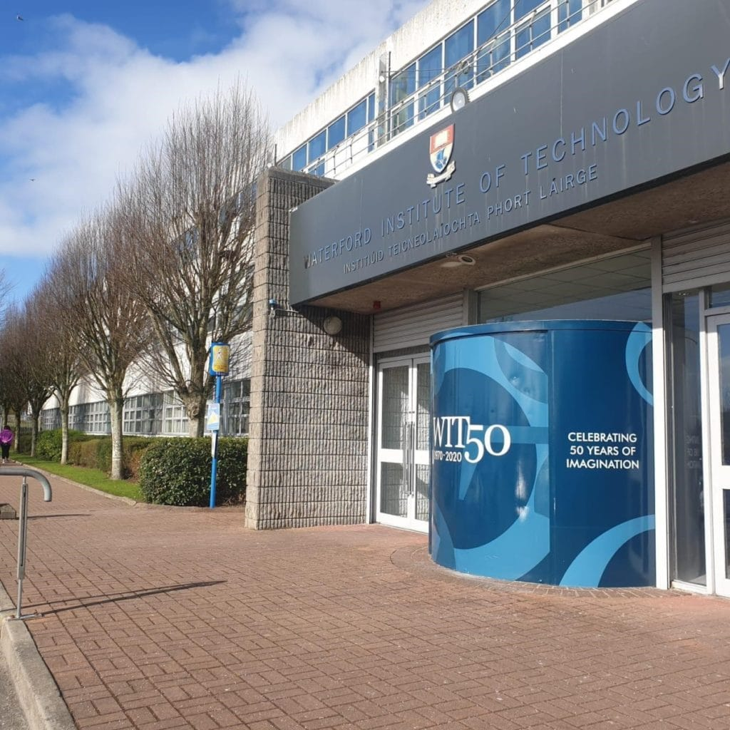 One-to-one Virtual Drop-ins and 24 Waterford Institute of Technology (WIT) Talks