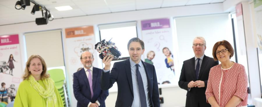 DCU Announces The Naughton Family Chair in STEM Education