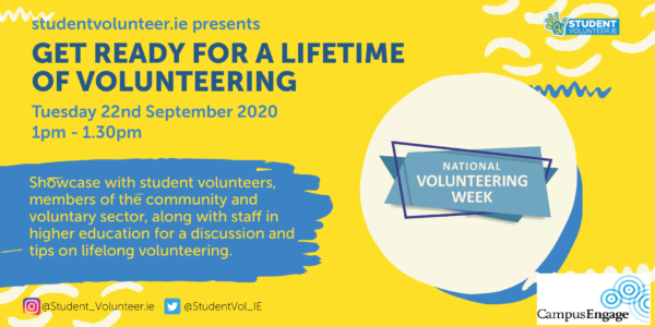 Get Ready For A Lifetime Of Volunteering