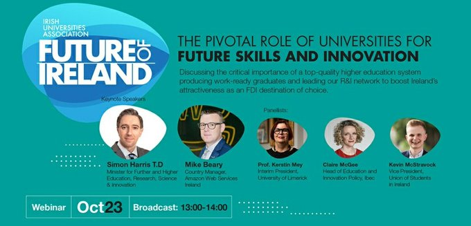 The Pivotal Role of Universities for Future Skills and Innovation
