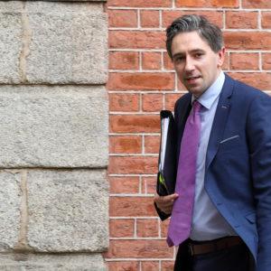 Simon Harris TD Gives Keynote at IUA Future of Ireland Seminar