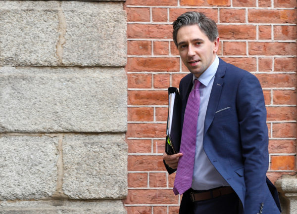 Simon Harris TD Gives Keynote at IUA Future of Ireland Seminar