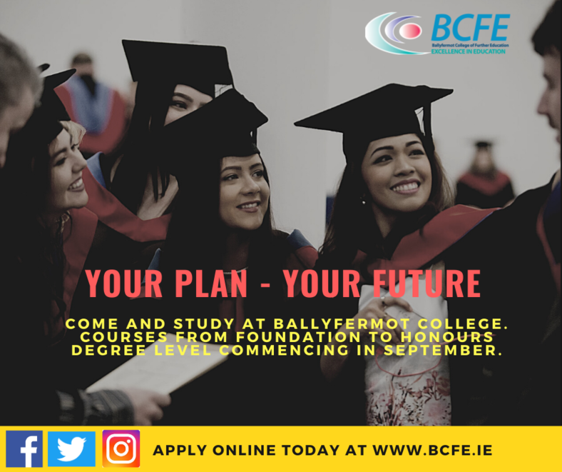 Explore Your Options with Ballyfermot College of Further Education @ Career Path Expo