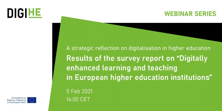 A Strategic Reflection on Digitalisation in Higher Education